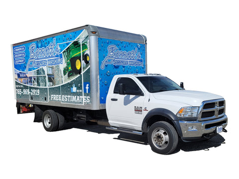 Vehicle Wraps and Signs