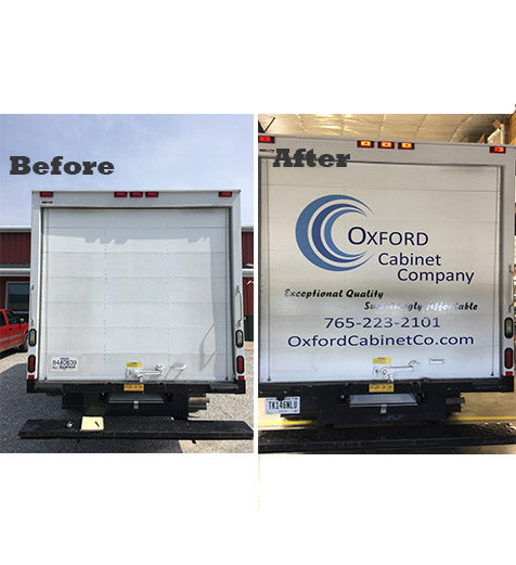 Vehicle Wraps/Decals