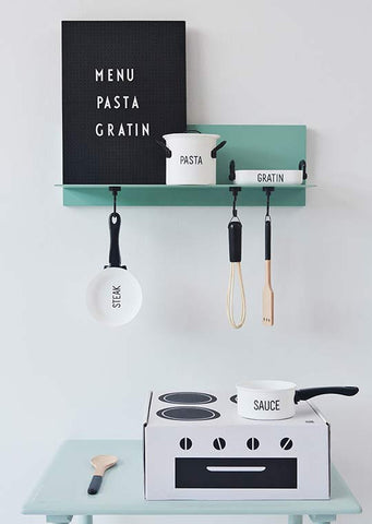 Design Letters Kitchen Playset