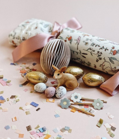 Mama + Max Happy Crackers Spring Collection Image Credit: Happy Crackers
