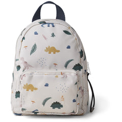 Mama + Max Liewood Allan Backpack in Dino Mix