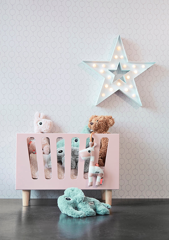 Dolls Bed in Grey