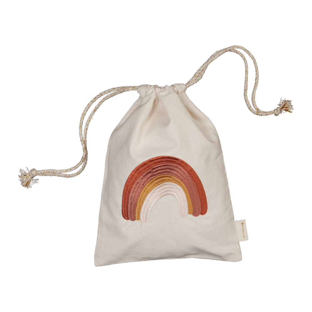Christmas Gift Bag - Rainbow