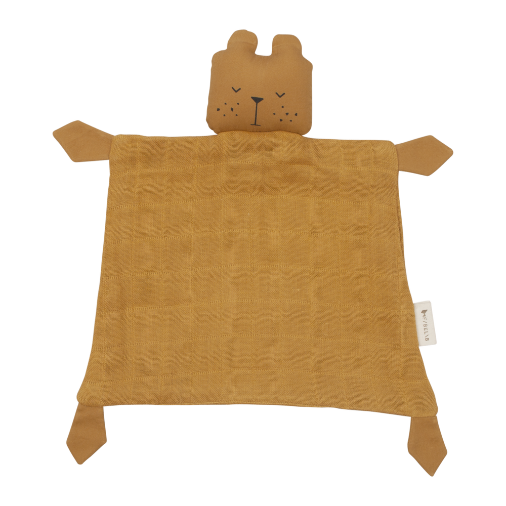 Animal Cuddle Bear in Ochre