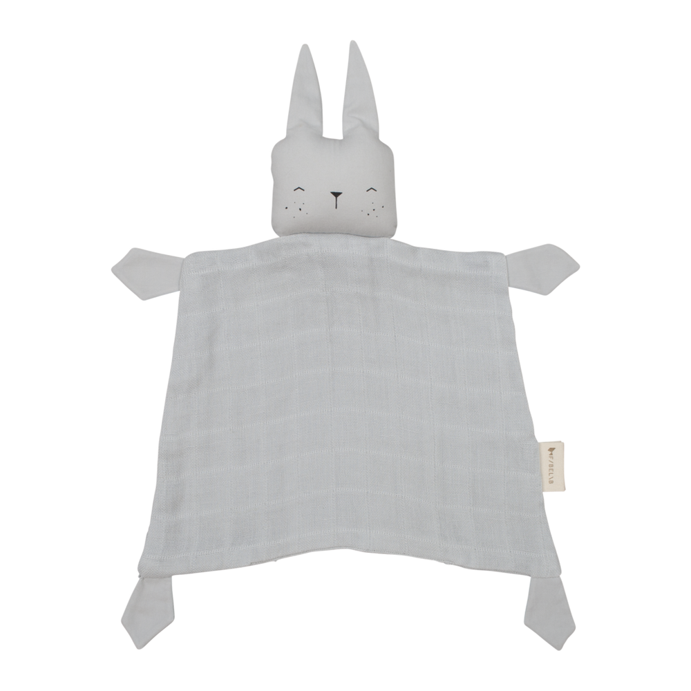 Animal Cuddle Bunny in Ice Grey