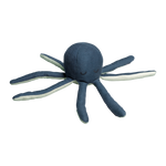 Blue Spruce Soft Octopus Rattle