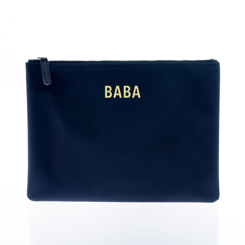 BABA Pouch in Navy