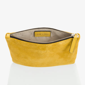 MAMA Clutch in Citrine