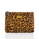 MAMA Clutch in Leopard