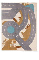 Kid's Concept City Rug