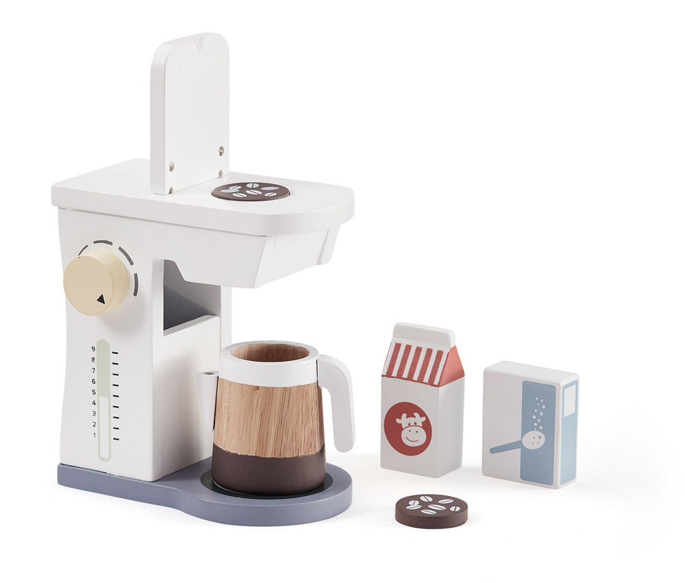 Kid's Bistro Coffee Machine Set