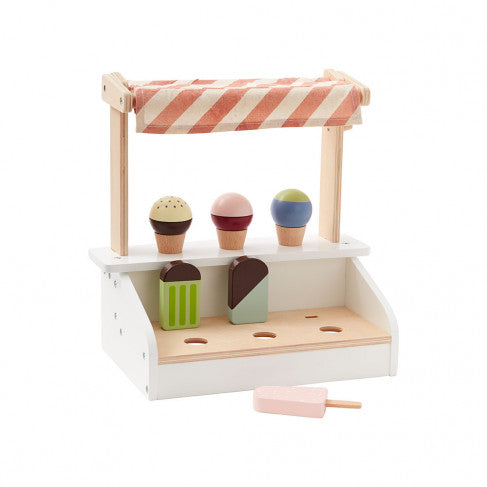BISTRO Ice Cream Table and Stand