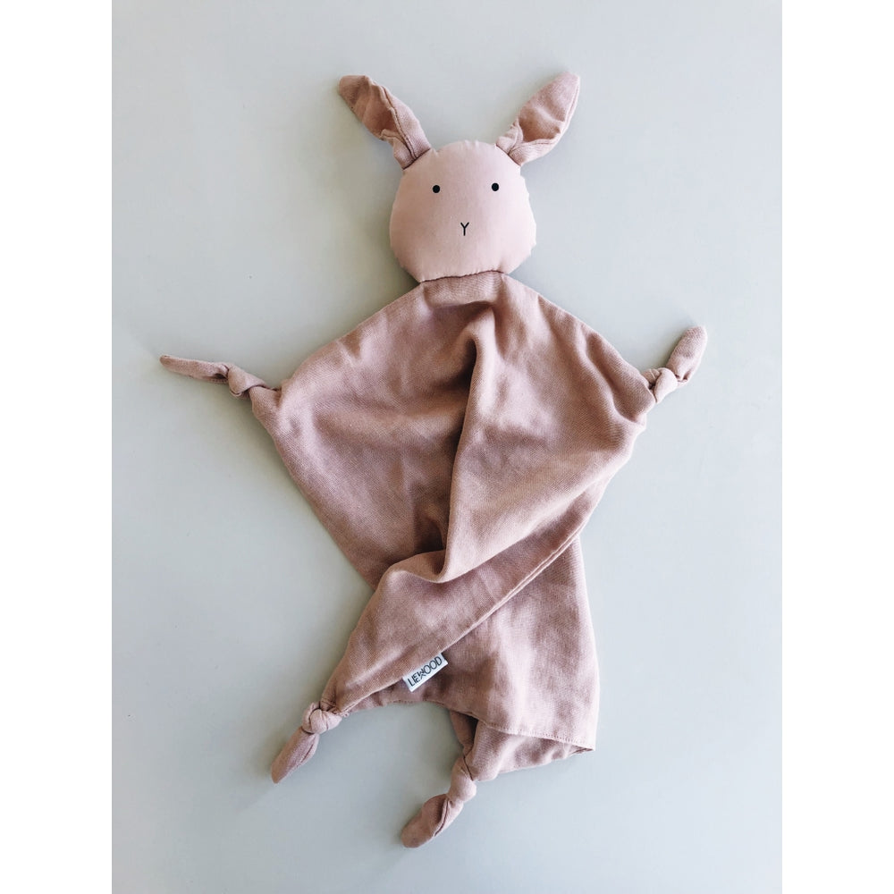 Agnete Cuddle Cloth - Rabbit Rose