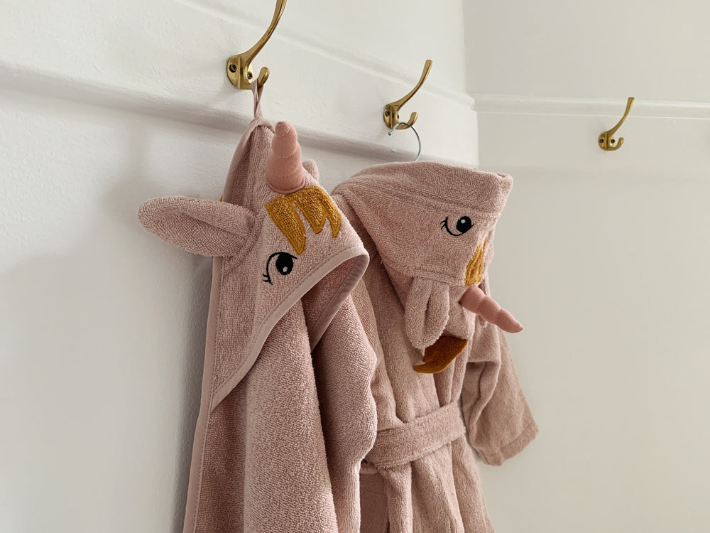 Unicorn Lily Bathrobe