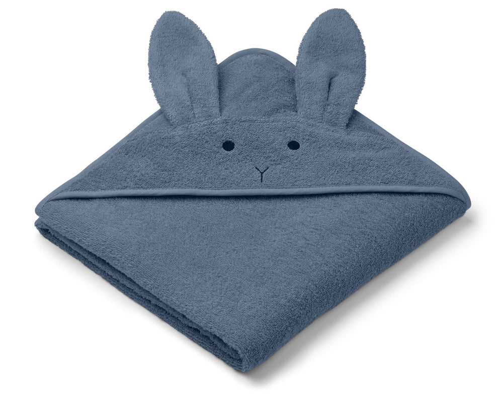 Augusta Hooded Towel - Rabbit