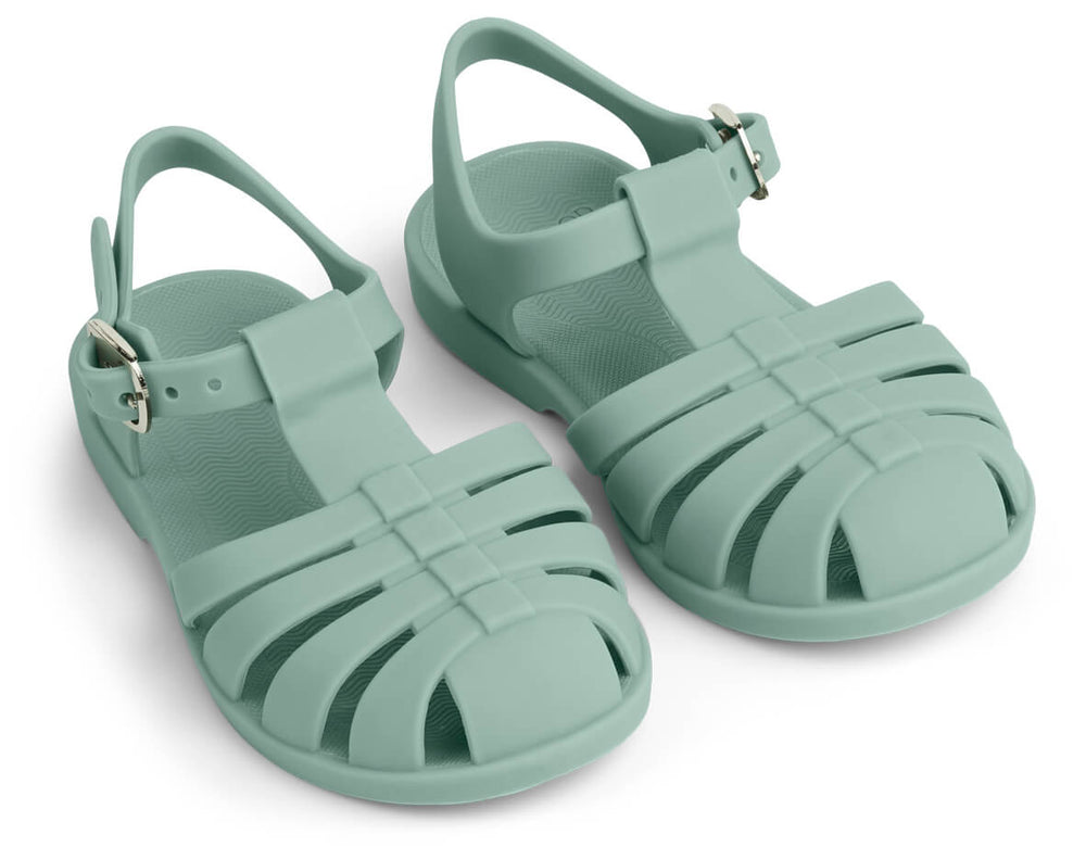 Bre Sandals in Peppermint