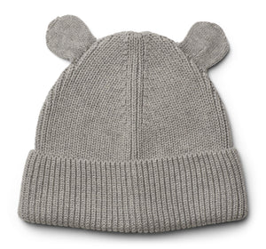 Gina Beanie in Grey Melange