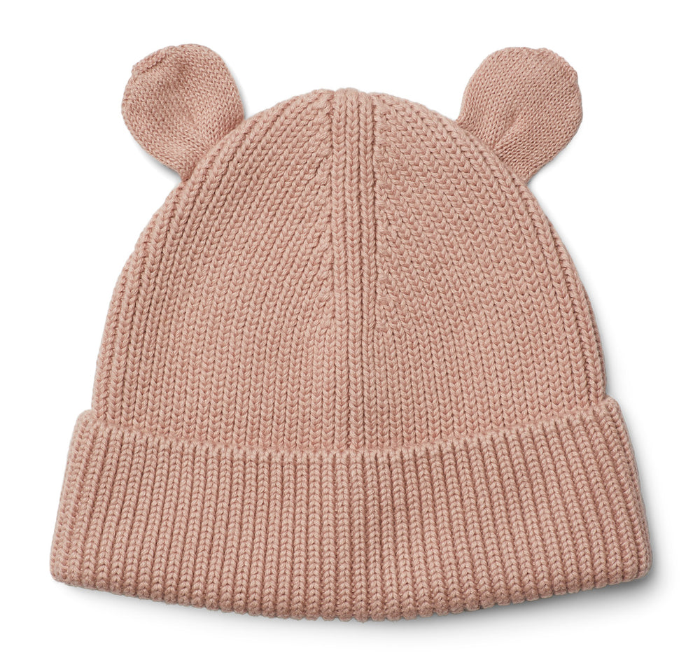 Gina Beanie in Rose