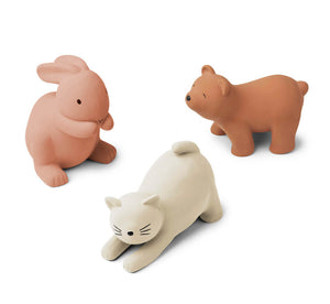 David Bath Toys (Pack of 3) – Rose Mix