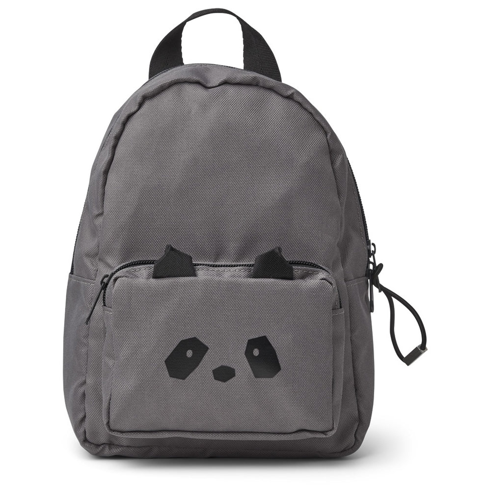 Allan Backpack in Panda Grey