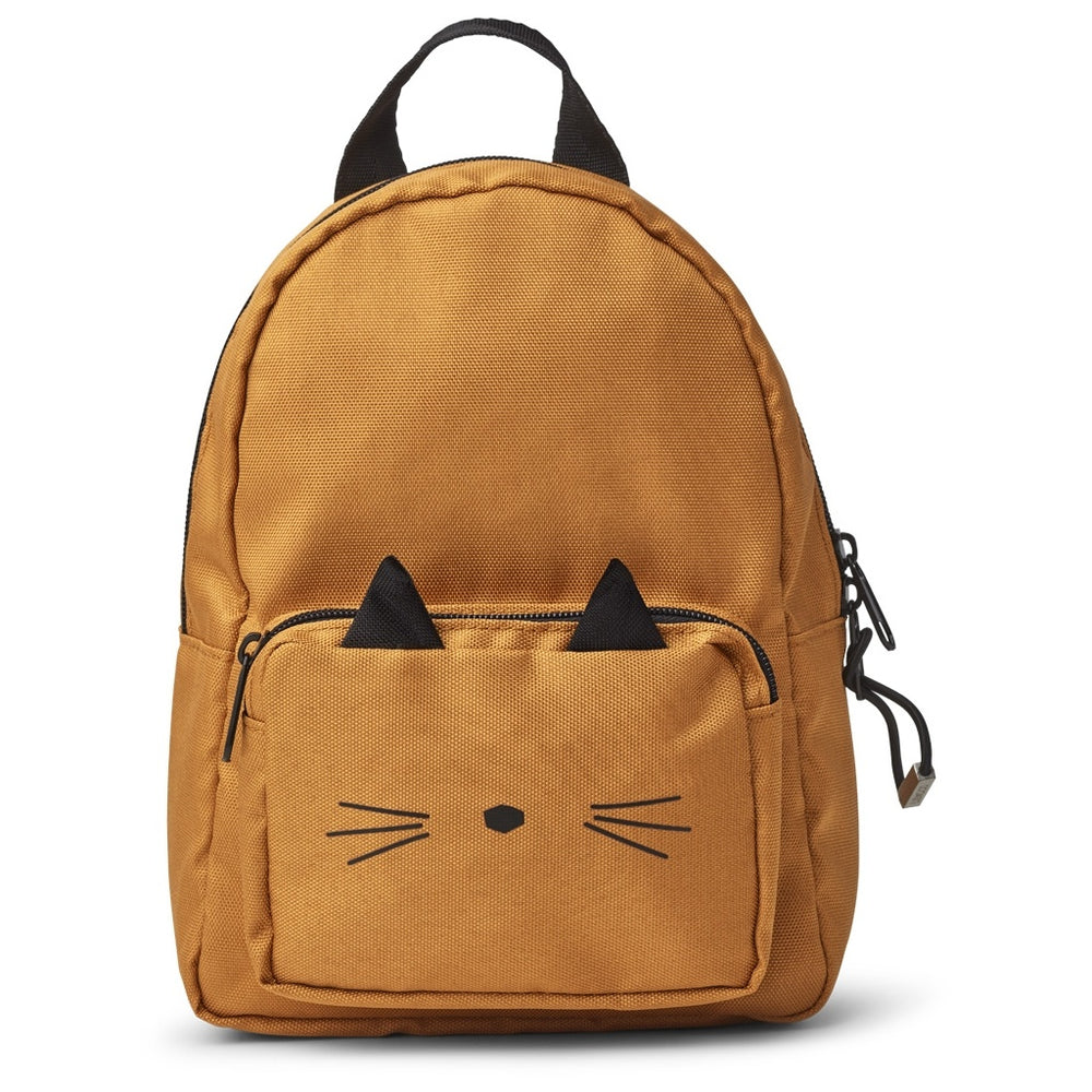 Allan Backpack in Cat Mustard