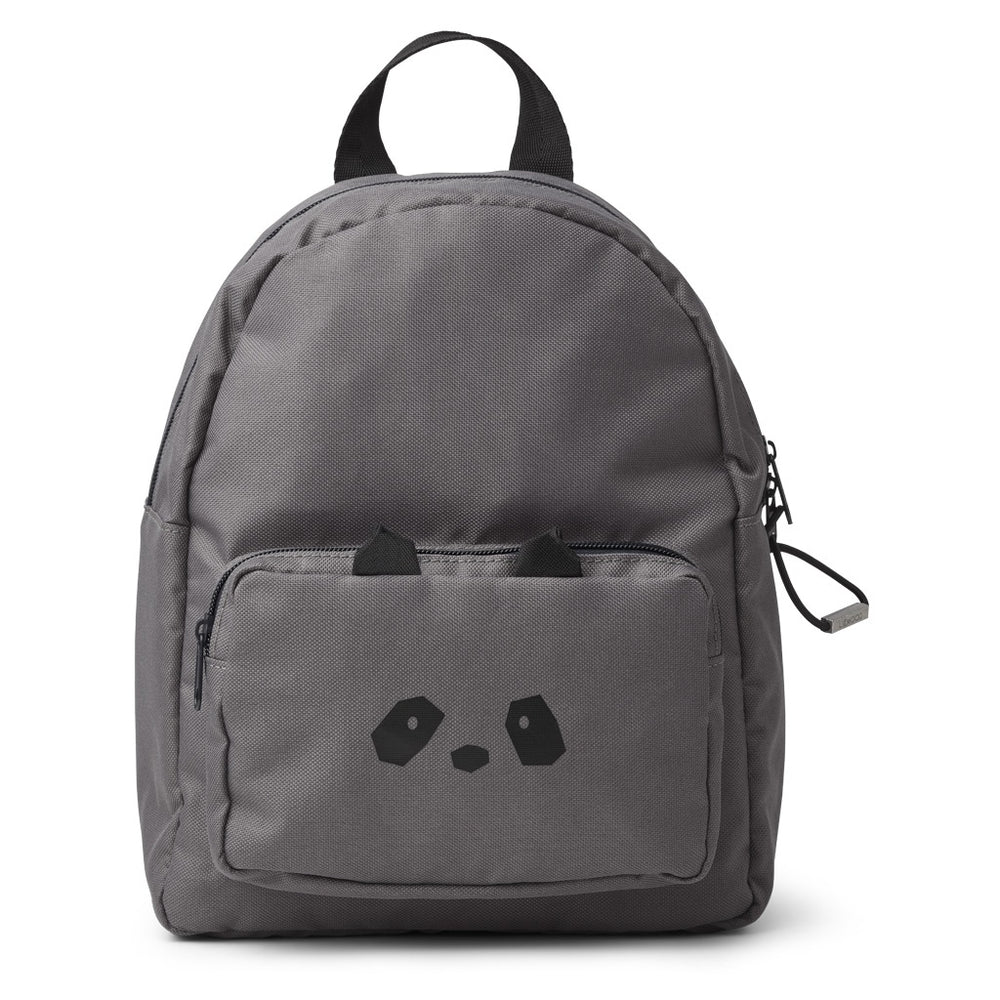Saxo Mini Backpack in Panda Grey