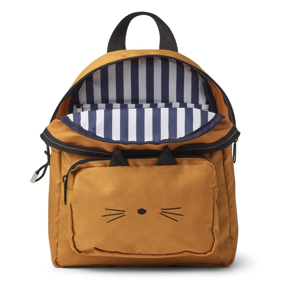 Saxo Mini Backpack in Cat Mustard