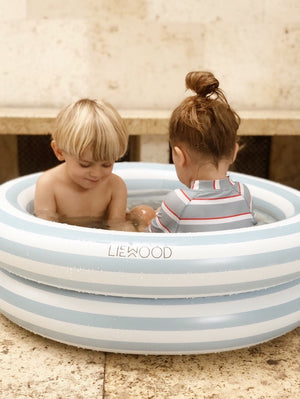 Leonore Paddling Pool - Sea Blue