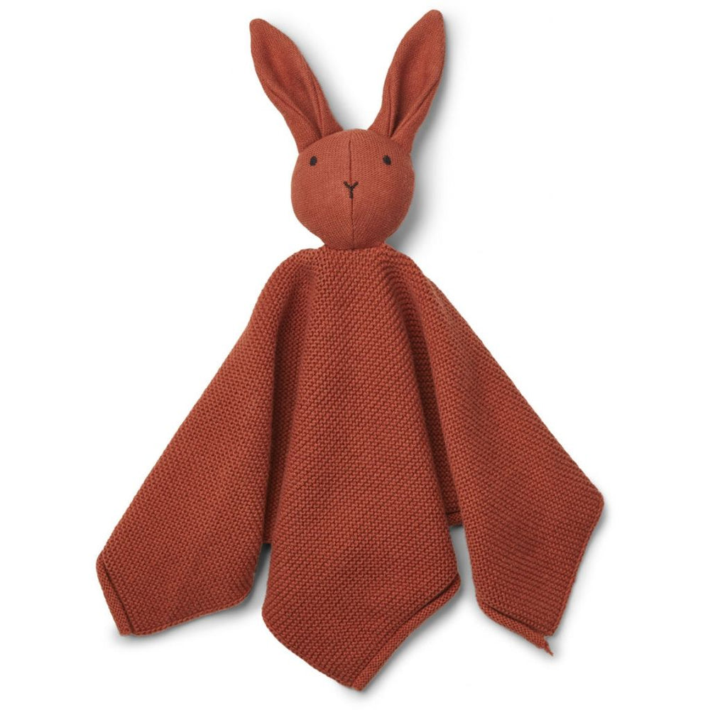 Milo Knit Cuddle Cloth - Rabbit Rusty