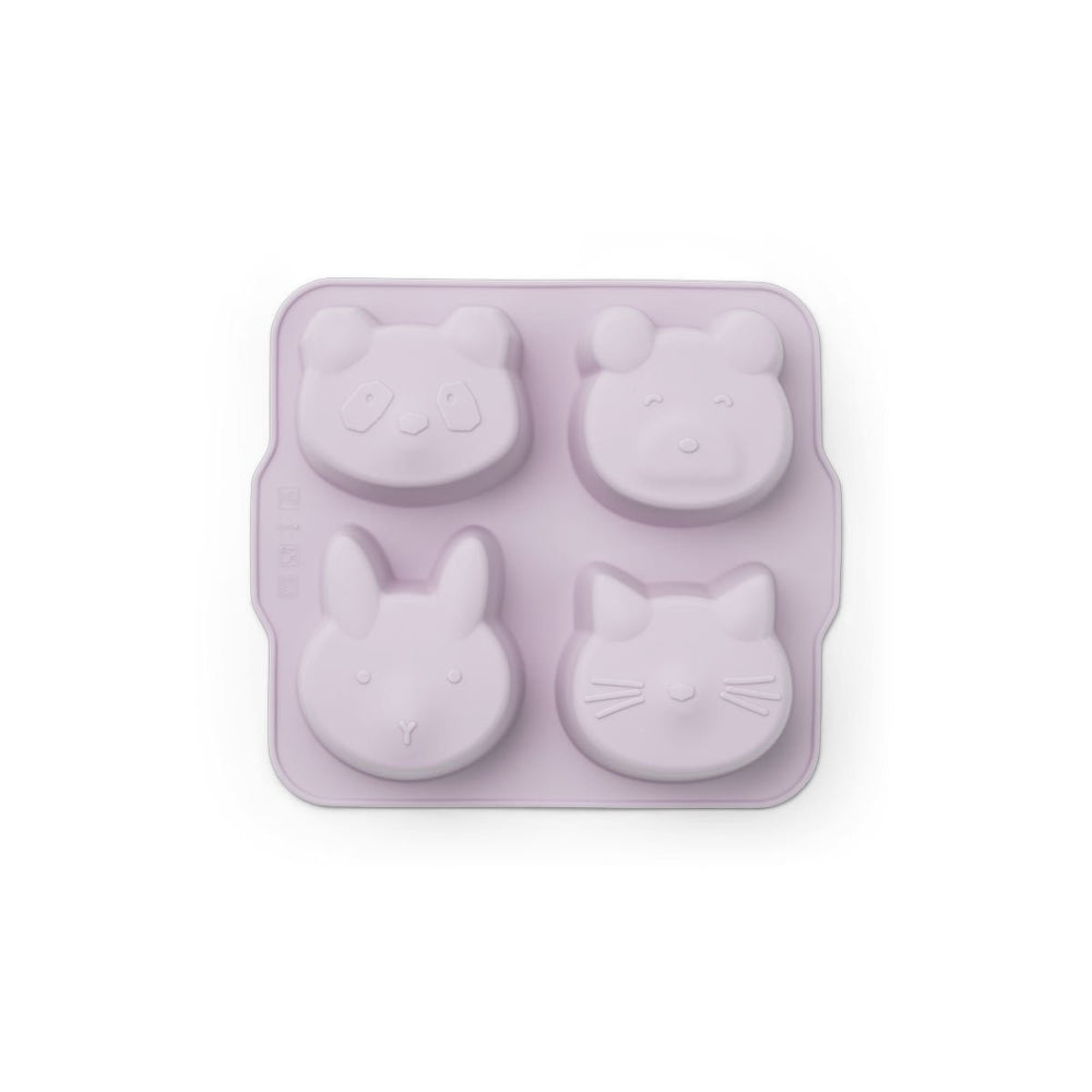 Mariam Silicone Cake Moulds (pack of 2) - Rose Mix