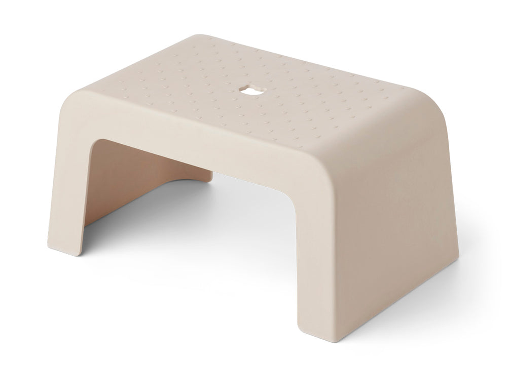 Ulla Step Stool in Sandy