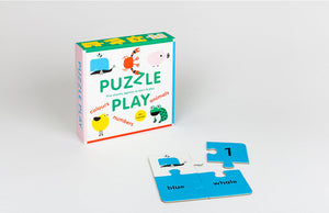 Puzzle Play Board Game