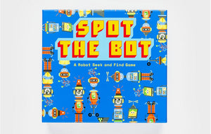 Spot the Bot Board Game