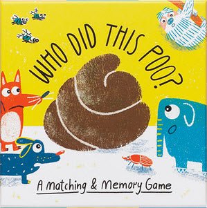 Who Did This Poo? Board Game