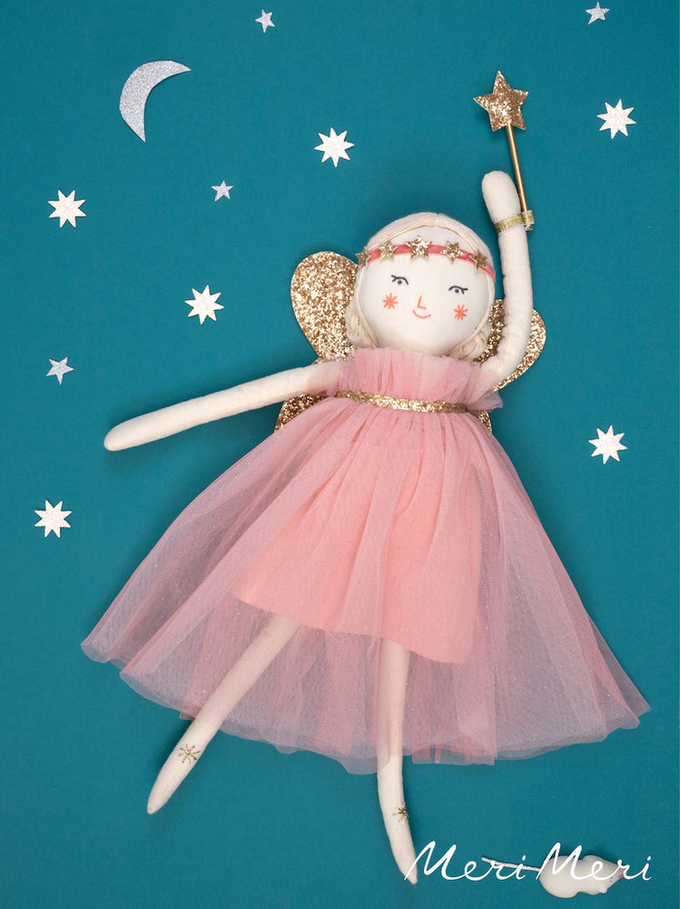 Freya Fairy Doll