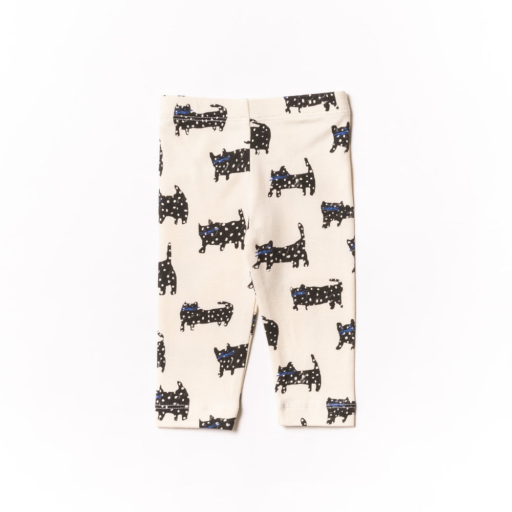 Baby Black Cat Leggings