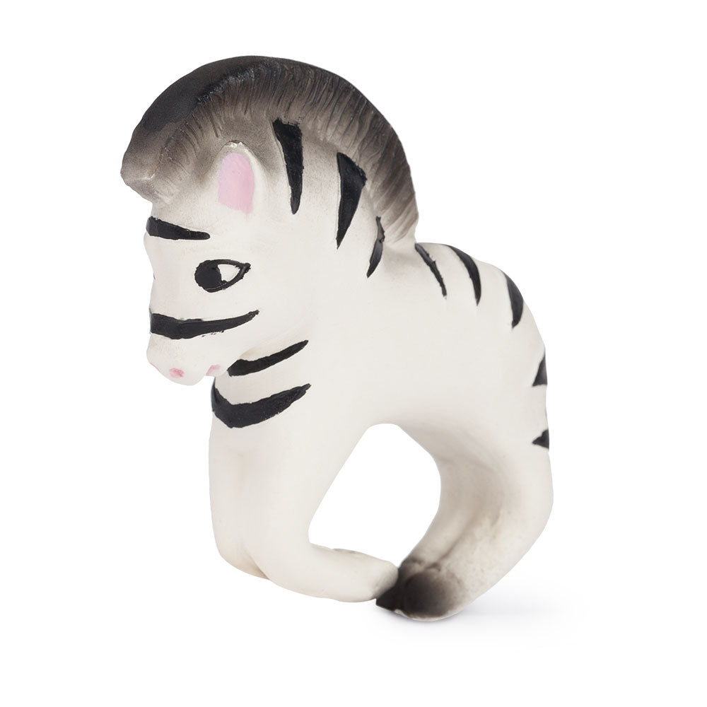 Oli & Carol Zoe the Zebra Teether