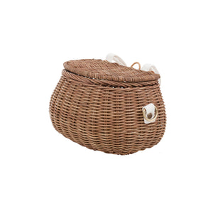 Chari Basket in Natural