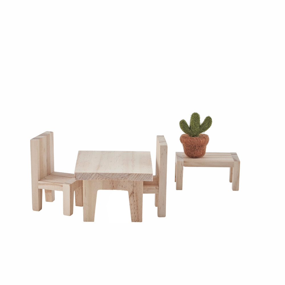 Holdie House Furniture - Dining Set