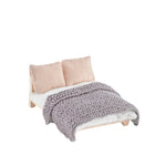 Holdie House Furniture - Double Bed Set