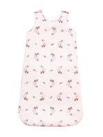 Rose in April 'Sarah' Fawn Print Sleeping Bag