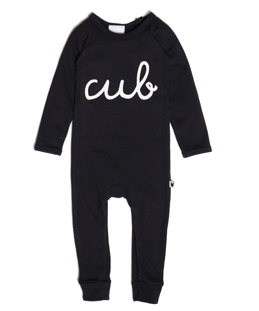 Tobias & the Bear 'Cub' Romper