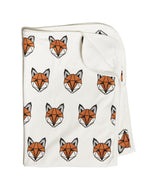 Just Call Me Fox Baby Blanket