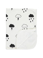 Tobias & the Bear 'Storm Boy' Baby Blanket