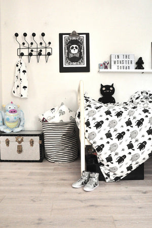 Tobias & the Bear 'Monster Squad' Single Duvet Set