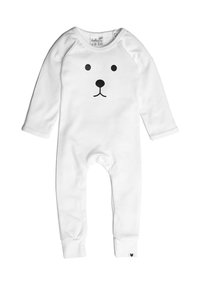 Bear Long Romper