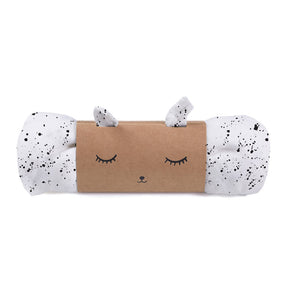 Wee Gallery Organic Swaddle - Dots Splatter
