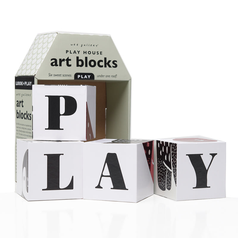 Playful Puzzle Blocks