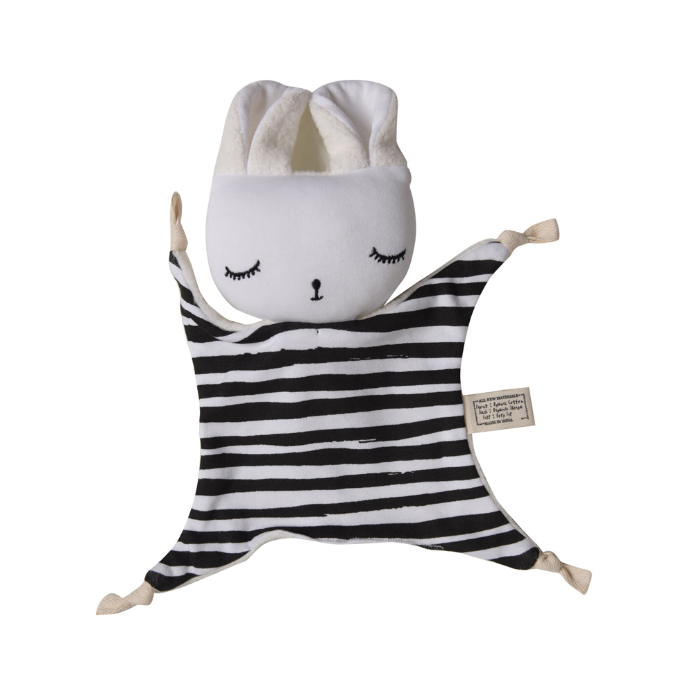 Organic Cotton Cuddle Bunnies - Stripes