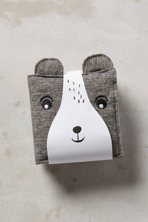 Wee Gallery Baby's First Bear Soft Cloth Book